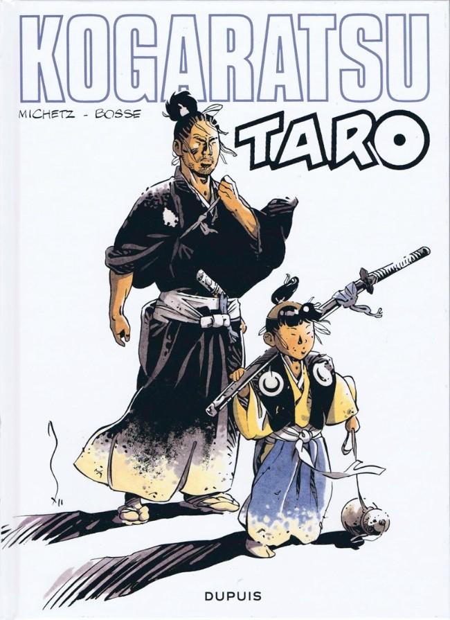 Couverture de Kogaratsu -13- Taro