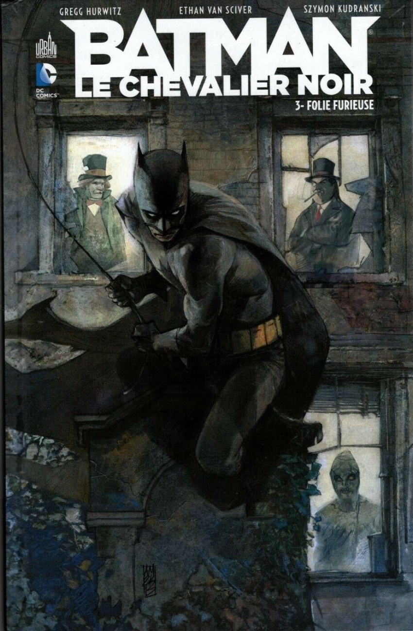 noir Batman gros seins ébène films