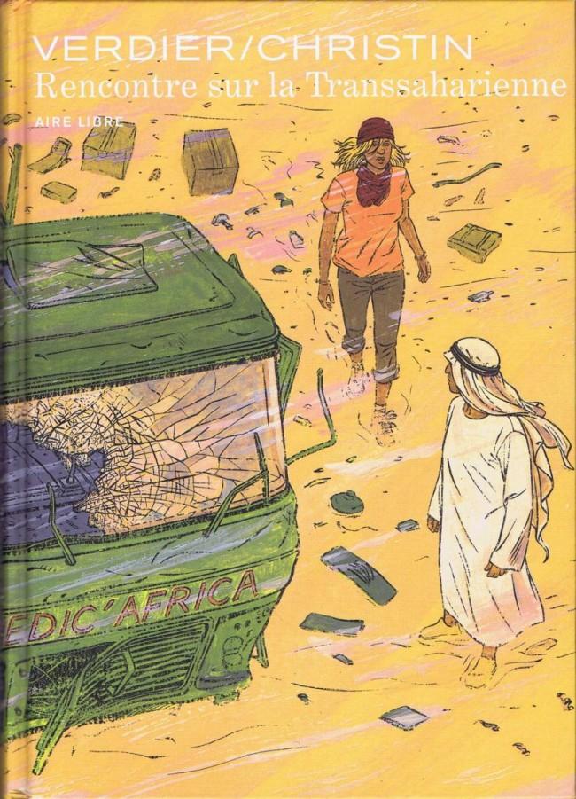 Couverture de Rencontre sur la Transsaharienne