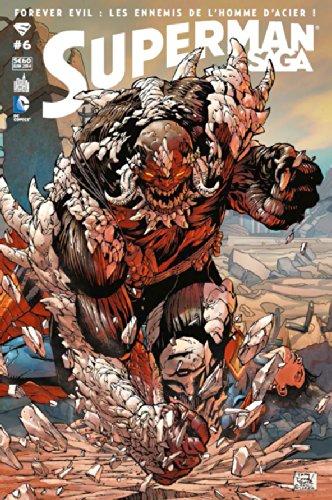 Couverture de Superman Saga -6- Numéro 6