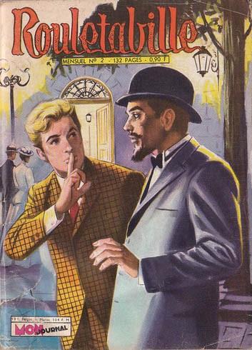 Rouletabille mon journal 2 le myst re de la chambre jaune 2 2 - Le mystere de la chambre jaune film ...