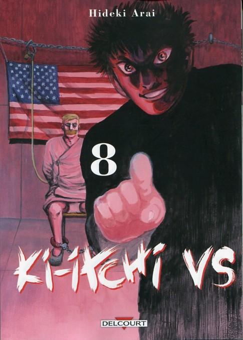 Couverture de Ki-itchi VS -8- Volume 8