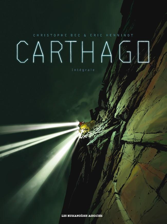 Couverture de Carthago -INT- Intégrale