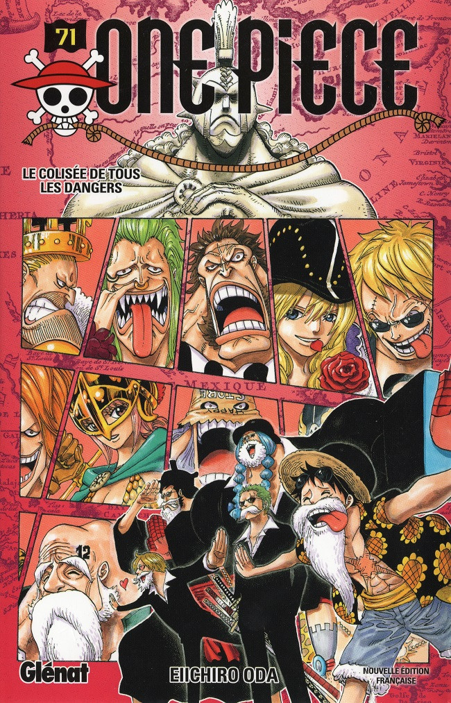 bande dessinee one piece en ligne