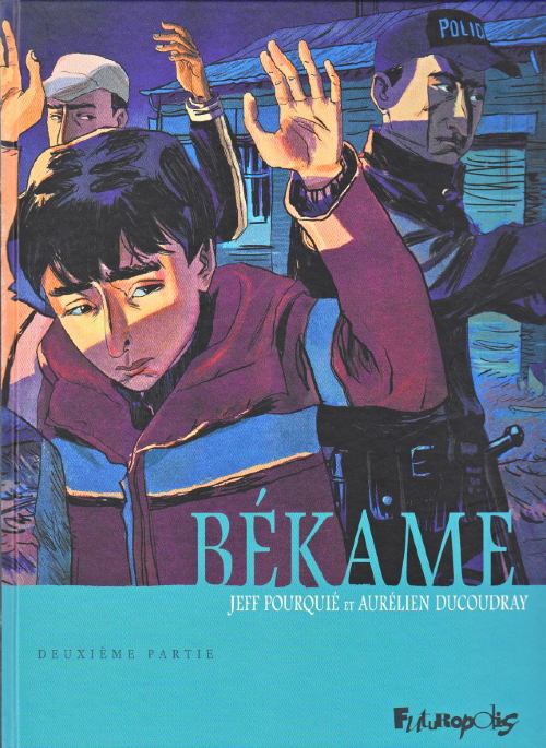 Couverture de Békame -2- Deuxième partie