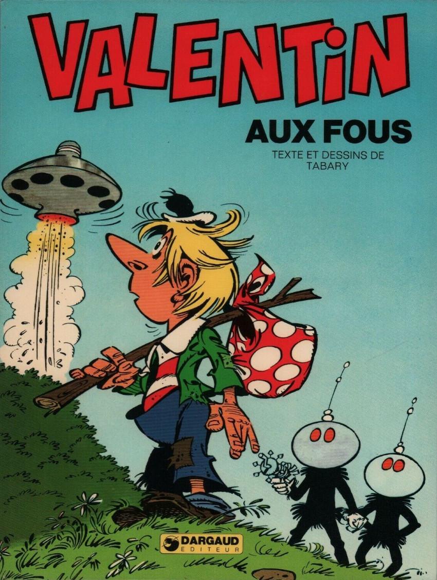 Couverture de Valentin le vagabond -7- Aux fous