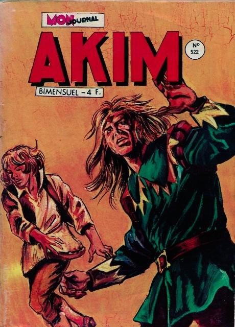 Couverture de Akim (1re série) -522- Le Miroir de Vérité