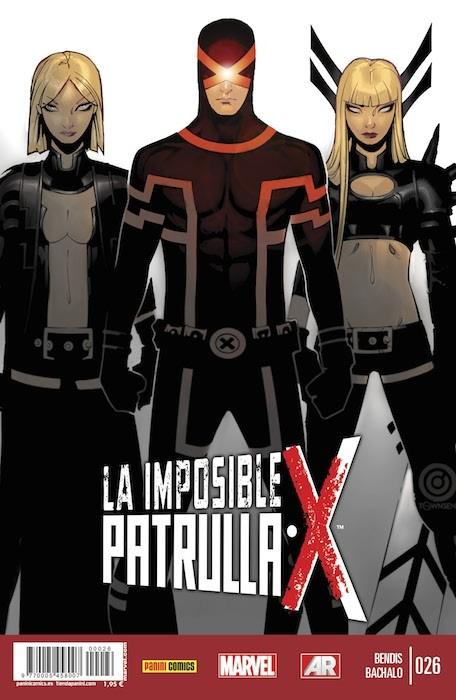 Couverture de La imposible Patrulla-X -26- La Imposible Patrulla-X Contra S.H.I.E.L.D. Parte 2