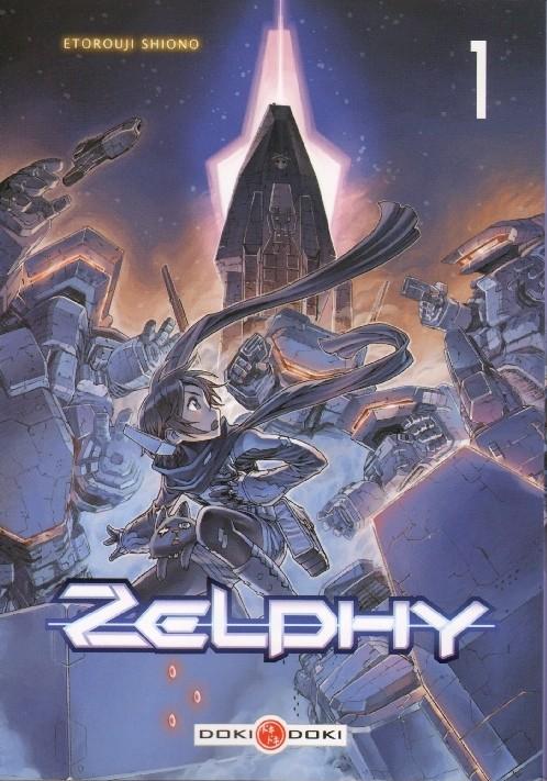Couverture de Zelphy -1- Tome 1