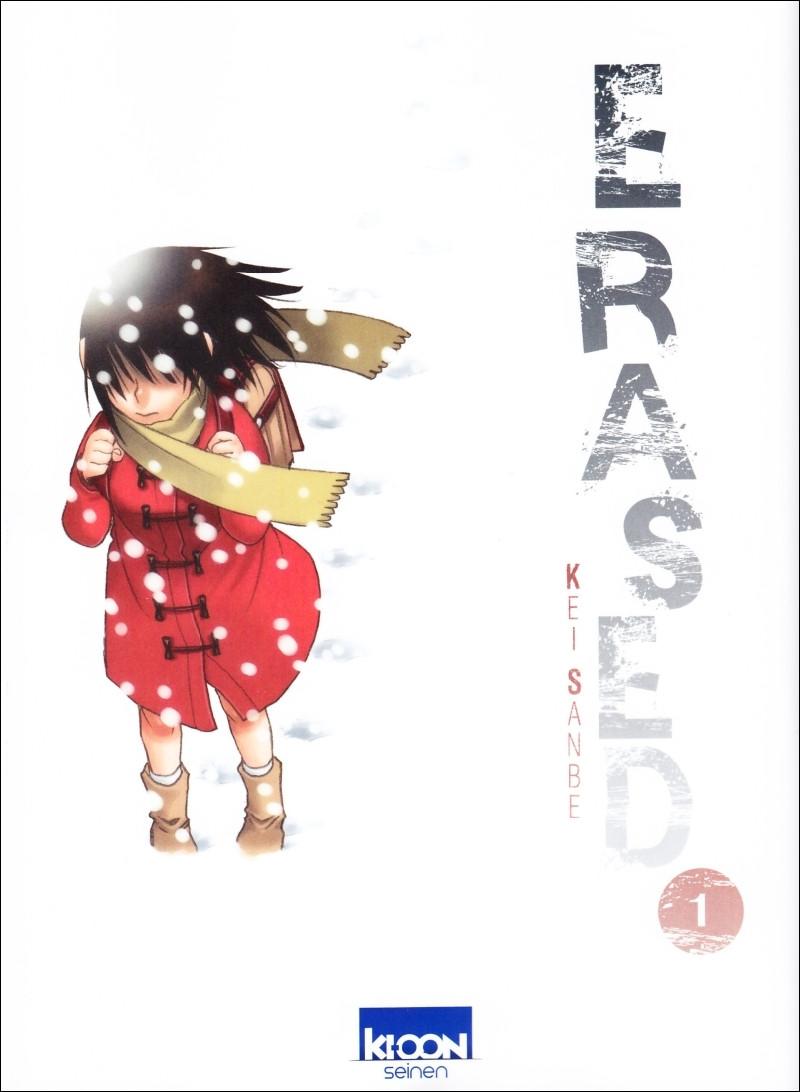 Erased - Volume 1