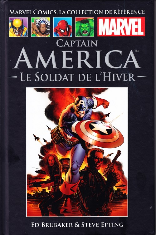 marvel comics la collection de reference