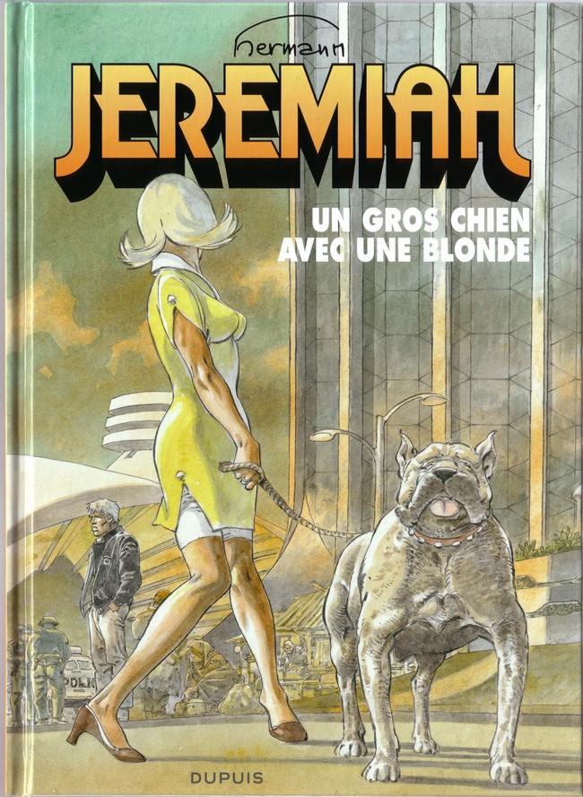 Jeremiah Tome 33