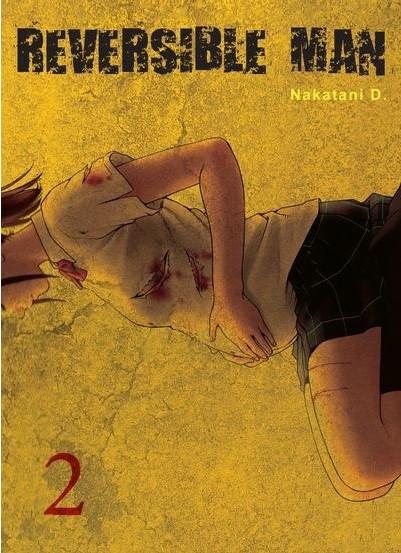 Couverture de Reversible man -2- Volume 2