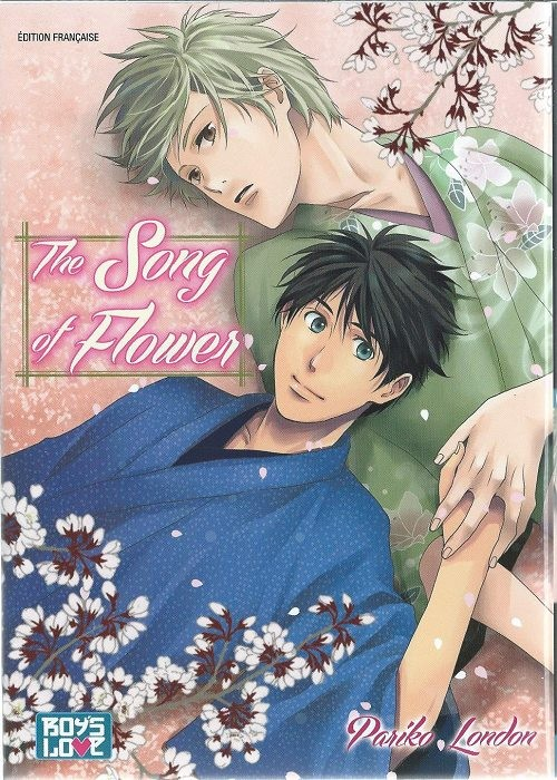 Couverture de Song of flower (The) - The song of flower