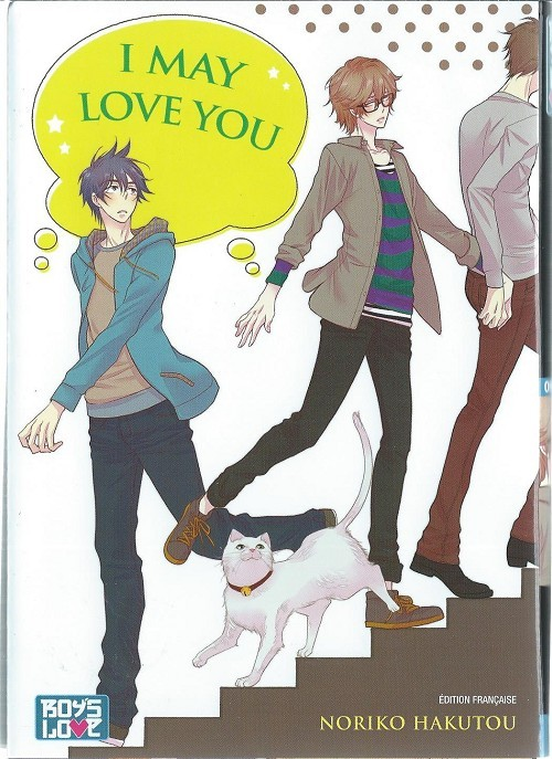 Couverture de I may love you