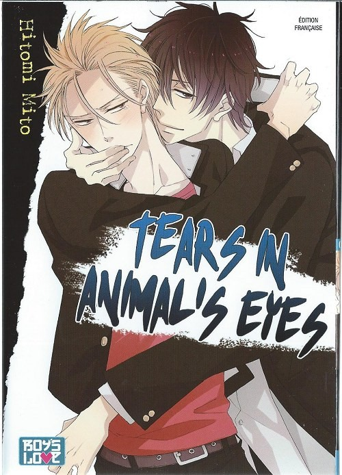 Couverture de Tears in Animal's Eyes