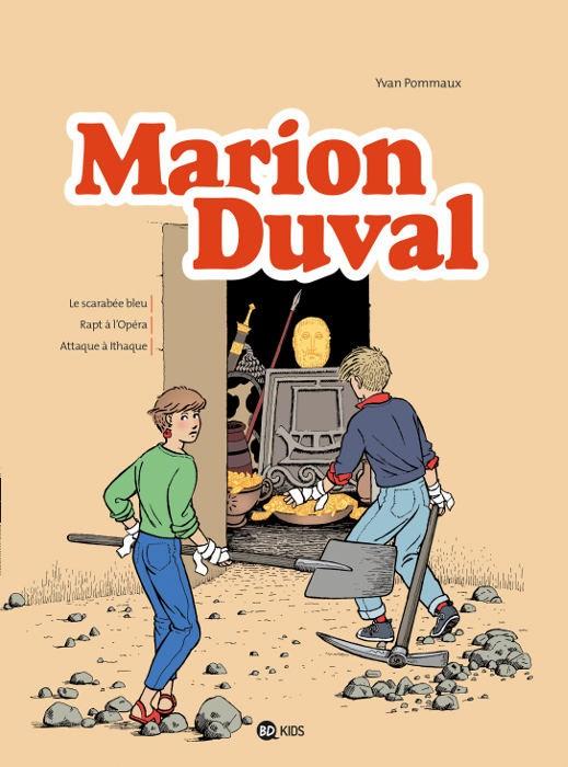 Couverture de Marion Duval -INT1- Tome 1
