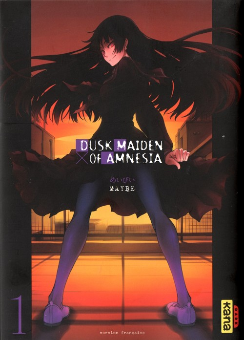 Couverture de Dusk Maiden of Amnesia -1- Volume 1
