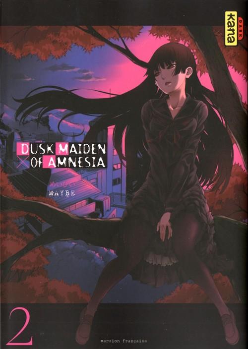 Couverture de Dusk Maiden of Amnesia -2- Volume 2