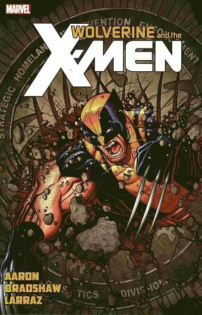 Couverture de Wolverine and the X-Men Vol.1 (Marvel comics - 2011) -INT08- Untitled