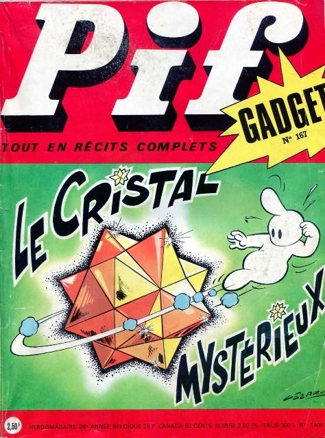 Couverture de Pif (Gadget) -167- Numéro 167