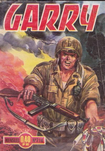 Couverture de Garry (Impéria) (2e série - 190 à 456) -214- Une médaille pour 10 lâches