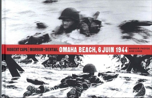 Couverture de Magnum Photos -1- Omaha Beach, 6 juin 1944