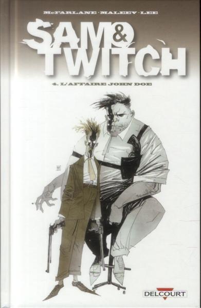 Couverture de Sam & Twitch -4- L'affaire John Doe