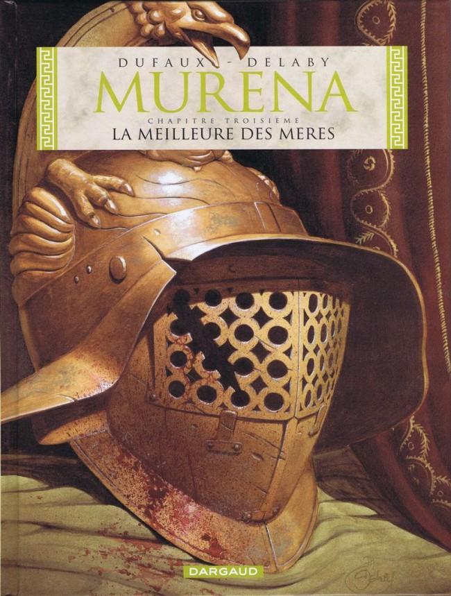 Couverture de Murena -3- La meilleure des mères