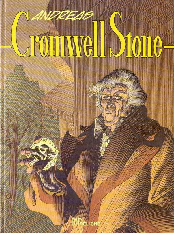 Couverture de Cromwell Stone - Tome 1