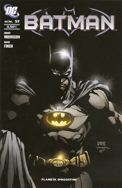 Couverture de Batman Vol.2 -51- Planeta Gotham