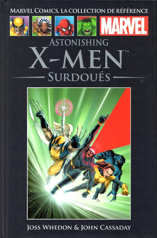 Couverture de Marvel Comics - La collection (Hachette) -1136- Astonishing X-Men - Surdoués