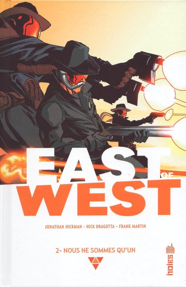 Couverture de East of West -2- Nous ne sommes qu'un