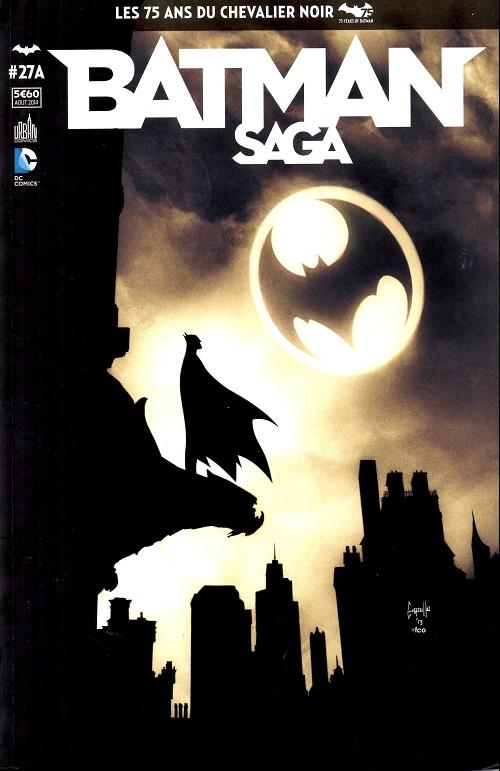 Couverture de Batman Saga -27A- Numéro 27