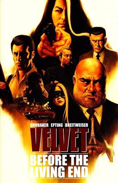 Couverture de Velvet (2013) -INT01- Before the Living End