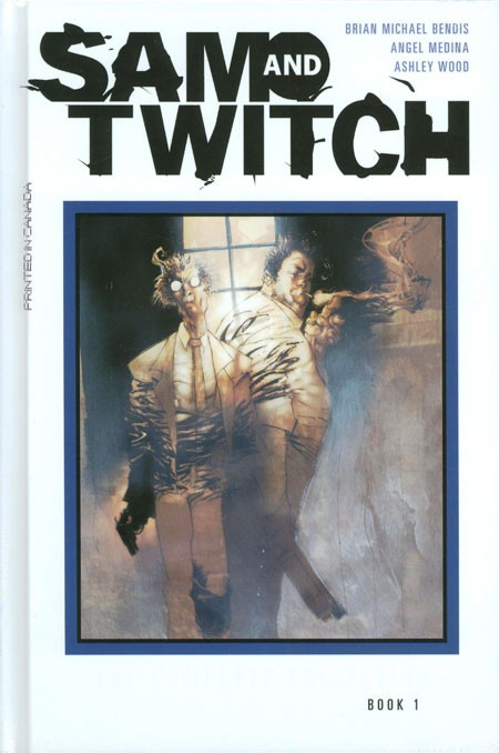Couverture de Sam and Twitch (1999) -INTHC1- The Complete Collection Book 1
