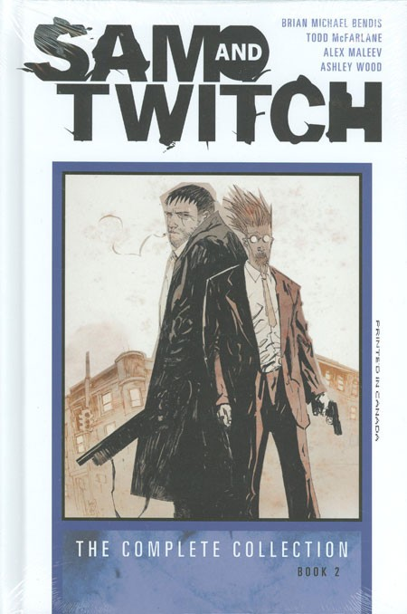 Couverture de Sam and Twitch (1999) -INTHC2- The Complete Collection Book 2