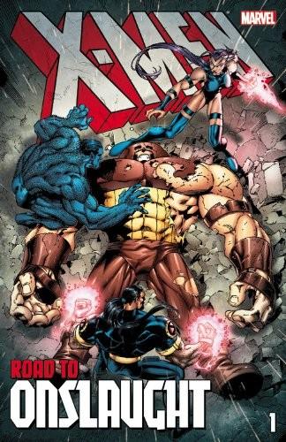 Couverture de X-Men (TPB) -INT- X-Men: The Road to Onslaught volume 1