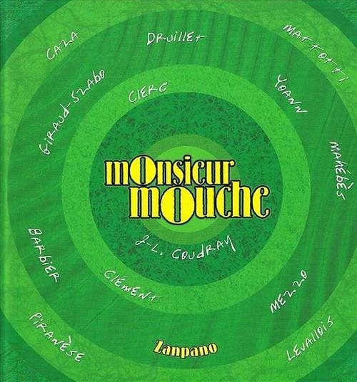 Couverture de Monsieur Mouche -2- Tome 2