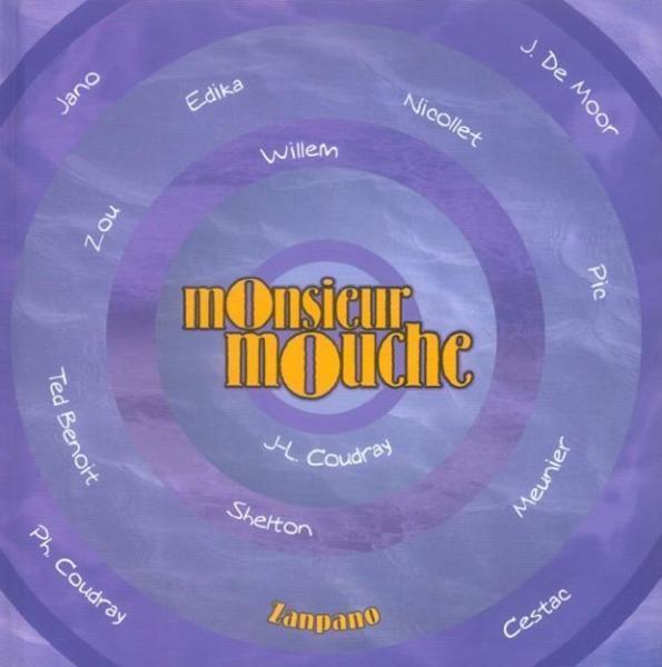 Couverture de Monsieur Mouche -3- Tome 3