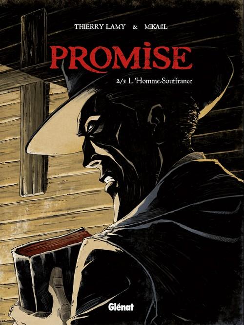 Couverture de Promise -2- L'Homme-Souffrance