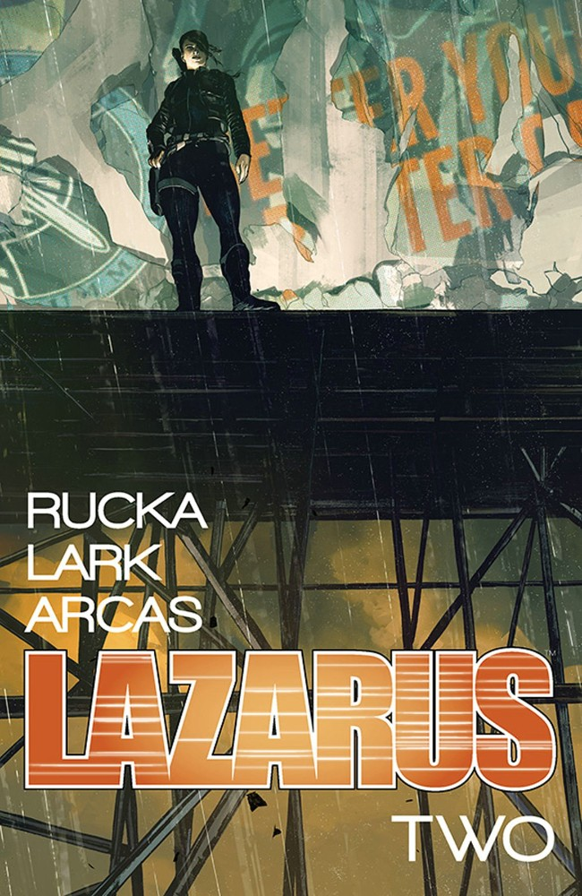 Couverture de Lazarus (2013) -INT02- Lift