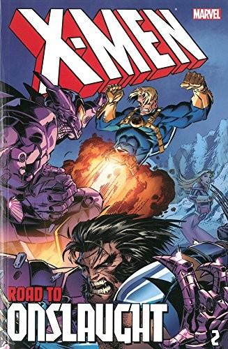 Couverture de X-Men (TPB) -INT- X-Men: The Road to Onslaught volume 2