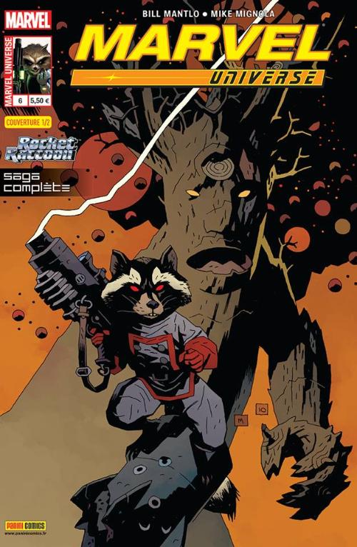 Couverture de Marvel Universe (Panini - 2013) -61- Les Contes du demi-monde
