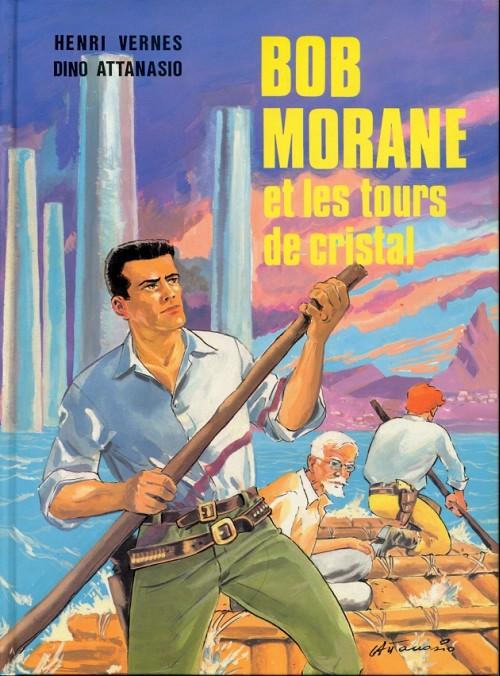 Couverture de Bob Morane 9 (Divers) -3- Bob Morane et les tours de cristal