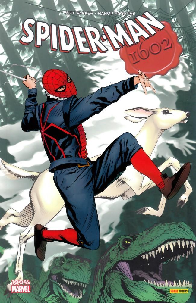 Couverture de Spider-Man 1602