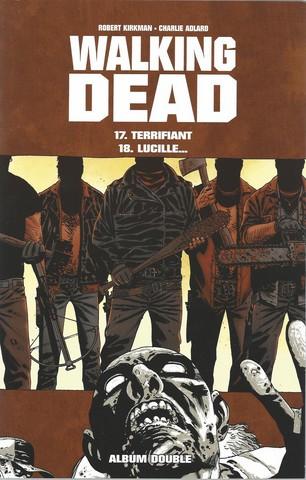 Couverture de Walking Dead -FL09- Terrifiant - Lucille...
