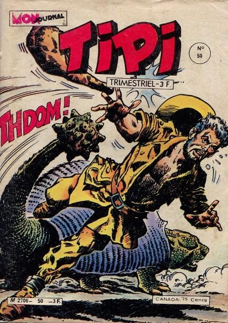 Couverture de Tipi -50- Kris le Shérif - Les deux hors-la-loi