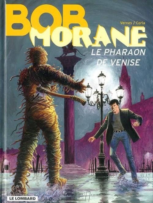 Couverture de Bob Morane 3 (Lombard) -55- Le pharaon de Venise