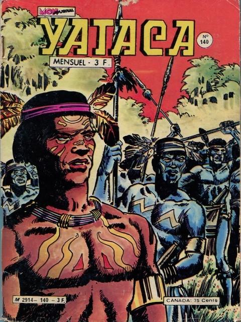 Couverture de Yataca (Fils-du-Soleil) -140- La fin d'un empire
